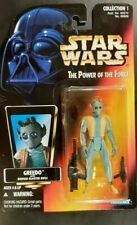 Star Wars Power of the Force  Greedo  NIB           Mint Condition
