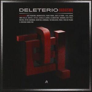 Deleterio - Dadaismo - CD Nuovo Sigillato Cellophane di Sigillo non Perfetto N