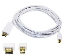 MINI Display Port thunderbolt HDMI 3m F Apple Macbook Pro Microsoft Surface
