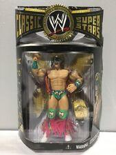 NEW Jakks WWE Classic Superstars Ultimate Warrior MOC 2004
