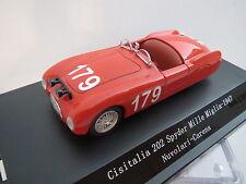 Starline Models Cisitalia 202 Spyder Mille Miglia-1947 TOP in OVP !!!