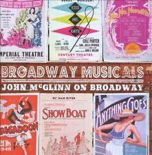 Broadway Musicals: John McGlinn on Broadway by John McGlinn (CD, Nov-2009, 13 Di