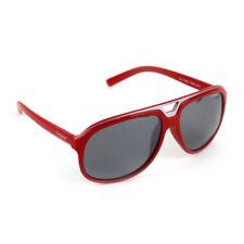 Occhiali da sole da donna sport e lenti in rosso con montatura in rosso
