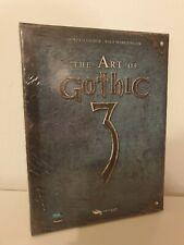 The Art of Gothic 3 Making-Of-Buch NEU mit Folie Verschweißt