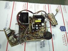 ducksan arcade monitor chassis model #9704 working