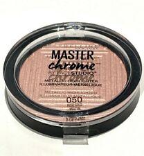 MAYBELLINE MASTER CHROME METALLIC HIGHLIGHTER/ILLUMINATOR POWDER 050 ROSE GOLD