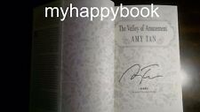 SIGNED The Valley of Amazement by Amy Tan,Hardcover, autographed, new