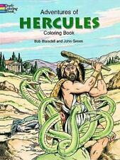 Dover Classic Stories Coloring Book: Adventures of Hercules Coloring Book by...