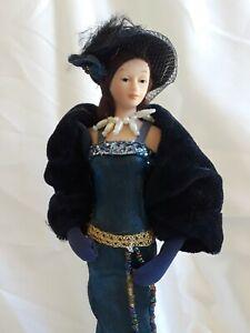 Victorian tassel dolls