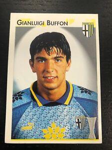 1996 BUFFON Sticker CALCIO COPPE PANINI #120 NEAR MINT RARE