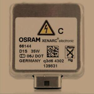 2 Ampoules de Xénon Originales Osram Xenarc D1S 35W 66144