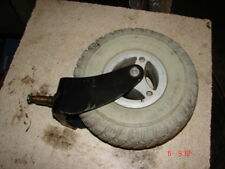 Meyra Smart  Tyb.9.906 VORDERREIFEN 3,00-4 MIT ACHSE  Rollstuhl Zubehör 2010