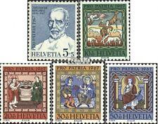Schweiz 853-857 (kompl.Ausgabe) gestempelt 1967 Pro Patria EUR 1,80