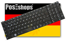 Orig. QWERTZ Tastatur Toshiba Satellite C855 C855D Series Schwarz DE Neu