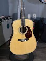 Martin HD12-28, Standard Series, 12 String Acoustic Guitar W/ Free Ship & Case