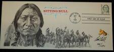 FDC Sitting Bull Cachet # 933