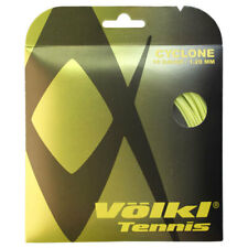 Volkl Cyclone 18G Neon Yellow Tennis String (   Neon Yellow )