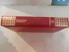 DUNKERLEY Howard Spring Mondadori 1958 libri del pavone romanzo narrativa di