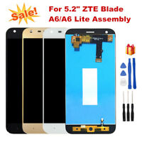 """For 5.2"""" ZTE Blade A6/A6 Lite LCD Display+Touch Screen Digitizer Assembly  Tools"""