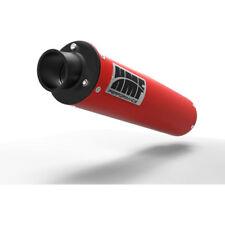 HMF Performance Red/Black Turn Down Slip On Exhaust Pipe Honda TRX400EX 400X