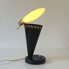 Mid Century Modern RITE-LITE 'TV' Table Lamp DESK LIGHT Geis HEIFETZ Schatz ERA