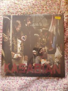 "Kasabian - West ryder  lunatic asylum 10"" New and sealed"