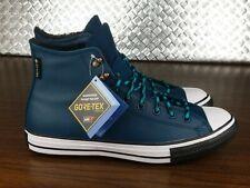 Converse Winter GORE-TEX Mens Size 10.5 Chuck Taylor All Star GTX Teal 165934C
