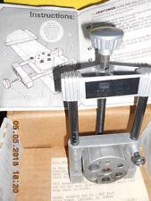 Vintage Craftsman Doweling Jig Sears # 94186 in Original Box with 6 bits