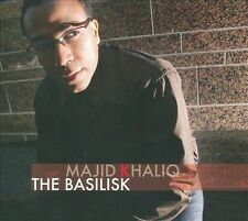 Majid Khaliq : The Basilisk CD