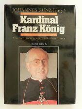 Johannes Kunz Kardinal Franz König
