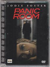 PANIC ROOM - DVD (NUOVO SIGILLATO) S. JEWEL BOX !!