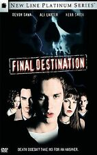 Final Destination (DVD, 2000)