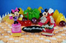 Disney Figur Modell Mickey Minnie Mouse Gift Tortenfigur Dekoration K1099_A_B