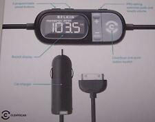 Belkin Fm Transmitter + Charger for iPod iPhone F8Z182