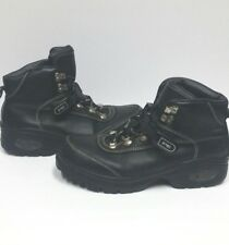 American Perry. Men's,12, Black, High Top Heavy Duty Mountain/Hiking/Work Boot