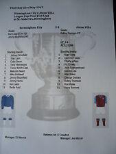1979-80 League Cup Semi Final 1st Leg Swindon Town v Wolves  Matchsheet