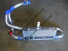 CX Intercooler BOV Kit For 79-93 Fox Body Ford Mustang V8 5.0 NA-T Black Hoses