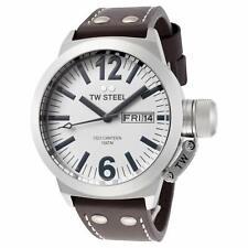 TW Steel Men's CEO Canteen Quartz Watch - CE1005 NEW
