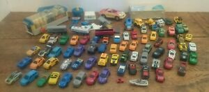 Job lot bundle toy cars trailers trucks