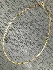 14K Yellow Gold Chain Bracelet No Clasp REPAIR