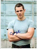 James Marsden Signed Autographed 8x10 Photo X-Men Anchorman 2 COA VD