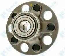 Wheel Bearing and Hub Assembly-Si, Hatchback Rear Quality-Built WH512259
