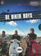 De Biker Boys (4 DVD + CD)