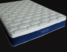 Deluxe Soft Gel Memory Foam Euro Top Pocket Spring Mattress King size