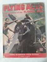 FEBRUARY 1945 FLYING ACES WWII MAGAZINE VOL 49 NO.3 Military War Air Force