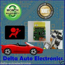 ALL TOYOTA 2013 and UP SRS AIRBAG COMPUTER CONTROL MODULE RESET SERVICE**24hrs