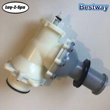BESTWAY Lay Z Spa di ricambio sostituzione Alloggiamento Pompa ad aria/Un Modo Valvola NUOVO Lazy