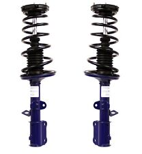 Pair Set of 2 Rear Monroe Strut & Coil Spring Kit For Chevy Prizm Toyota Corolla
