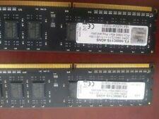 G.Skill 8GB DDR3-1600 2x4GB DDR3 1600MHz memory module F3-1600C11S-4GNS
