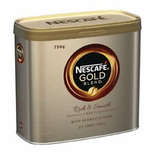 Nescafe Gold Blend Coffee 750g - Free Delivery - UK Tin